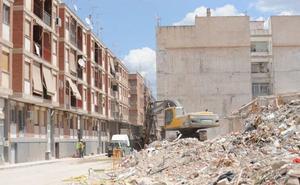 Destinan 10 millones para ayudas al alquiler a los afectados por los terremotos de Lorca