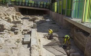 Diseñar y equipar el Museo del Foro Romano costará 215.000 euros