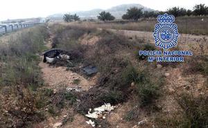Un Policía Nacional localiza en una cuneta a un septuagenario desaparecido en Yecla