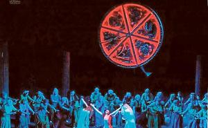 La ópera trágica 'Macbeth'