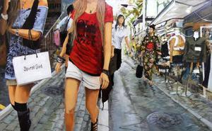 'Urban Mode', del pintor Manuel Vacas