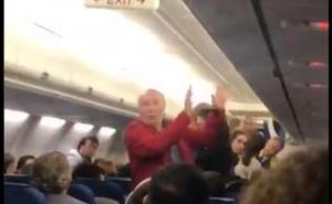 Expulsan de un vuelo a una pareja de ancianos españoles que no entendían el inglés
