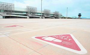 AESA otorgará el plácet al aeropuerto cuando ponga a punto varios equipos