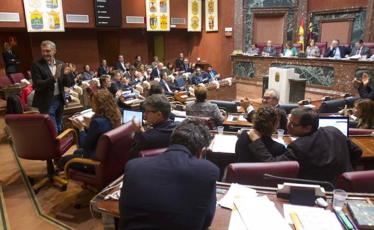 Acuerdo unánime en la Asamblea Regional en contra del 'fracking'