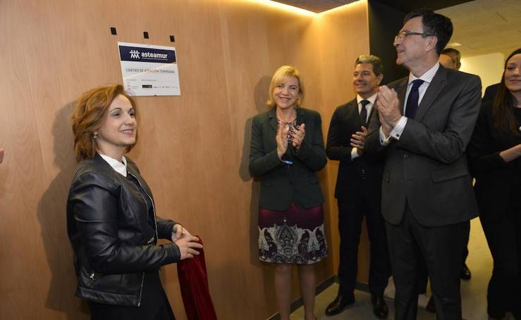 Asteamur ofrecerá atención temprana a niños con autismo en un nuevo centro en Murcia