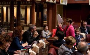 La Asamblea aprueba la ley que evitará el uso partidista de la publicidad institucional