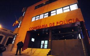 Arrestado un joven por un atraco a punta de tijeras en Murcia