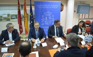 El Ministerio espera cumplir los plazos en Portmán y concluir las obras en 2020