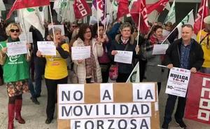 Los funcionarios de Justicia de la Región continúan sus protestas de cara al paro del 16 de noviembre