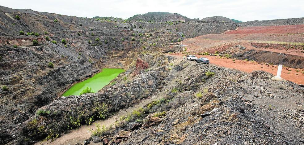 La UE recuerda que las empresas que explotaron la Sierra Minera deben costear la restauración