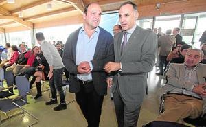 Díez llama a digitalizar las empresas de la comarca
