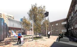 El proyecto final de la Cárcel Vieja respeta al máximo su estructura original