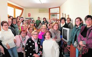 Las amas de casa estrenan nueva sede en Cehegín