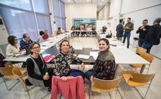 Reunión de la Mesa Sectorial de Educación con la consejera Adela Martínez-Cachá