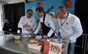 Los maestros de la cocina sientan cátedra en Murcia