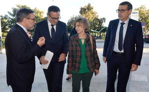 Carcedo afirma en Murcia que el objetivo del Gobierno es «recuperar el Estado del Bienestar»