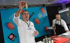 El 'neo-sushi' cierra la primera jornada de Murcia Gastronómica