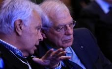 Borrell actuará si las embajadas catalanas vulneran la ley