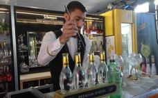 Primer concurso de 'gin-tonic' en Murcia Gastronómica