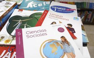 Confirman que los libros de texto gratis llegarán el próximo curso a 5º y 6º de Primaria en la Región
