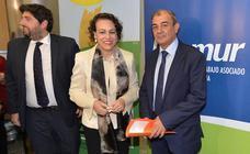 La ministra Valerio clausura en Lorca los actos del Día del Cooperativista de Ucomur