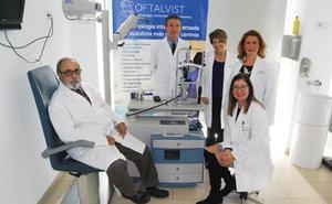 Oftalvist, tecnología oftalmológica de excelencia en Murcia