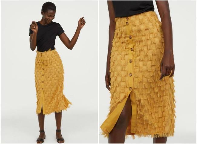 La falda de H&M que arrasa esta temporada