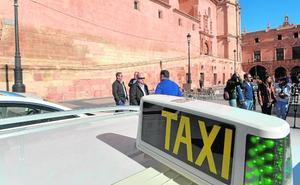 Taxis con tecnología punta para no contaminar