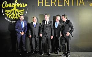 José Díaz y José Guillén e Hijos reciben el reconocimiento de las empresas familiares