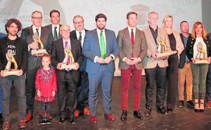 'Siete días Yecla' entrega sus premios anuales
