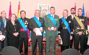 La Orden de Santa María de España premia la labor de Jesús Abandonado