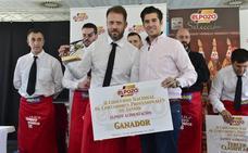 II Concurso de Cortadores Profesionales de Jamón en Murcia Gastronómica