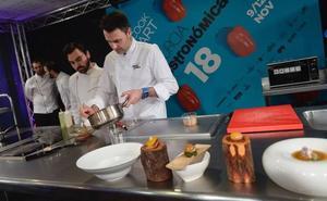 Una cocina humilde con dos estrellas Michelin