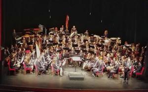 Cabezo de Torres gana el Certamen Nacional de Bandas 'Ciudad de Murcia'