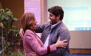 Severa González, proclamada candidata a la alcaldía de Jumilla