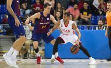 El Barcelona condena al UCAM en un último cuarto perfecto