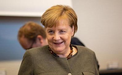 Merkel advierte de que el populismo amenaza el proyecto europeo