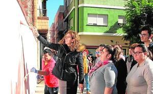 Murales centenarios para Medina Vera