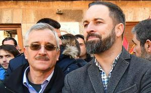 Santiago Abascal y Ortega Lara traen «el mensaje de Vox» a Murcia este miércoles