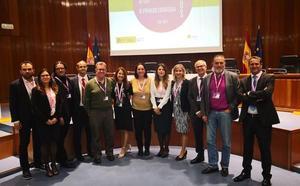 El Ayuntamiento de Molina, primera entidad del país en lograr dos Premios Naos del Ministerio de Sanidad