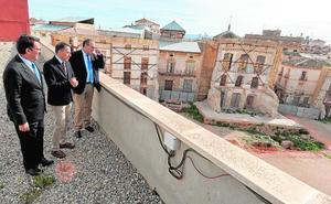 Cruce de reproches entre PP y PSOE por el parón en las obras del Palacio de Justicia de Lorca