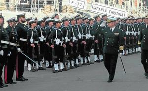 El nuevo almirante de la Flota confirma que el S-81 estará operativo en 2025
