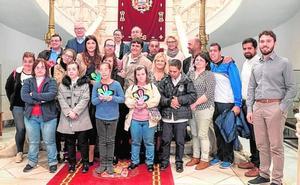 Asido premia la labor de apoyo a las personas con síndrome de Down