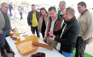 Una empresa de Albudeite construye la principal envasadora de miel del Sureste
