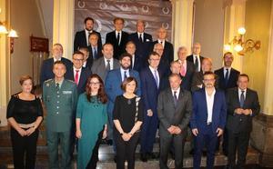 Entregan los premios 'Laureles de Murcia' del Colegio de Periodistas