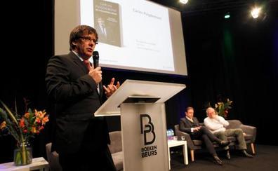 Puigdemont se ofrece como número 2 de Junqueras para las europeas