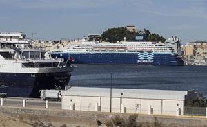 Cartagena, una de las grandes beneficiadas de la veintena de cruceros que se fletarán en 2019