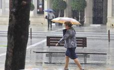 La Región espera lluvias de hasta 60 litros por metro cuadrado en 12 horas a partir de la tarde de mañana