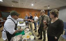 Sebastián López: «Hacemos una cocina viajera, ancestral y saludable»