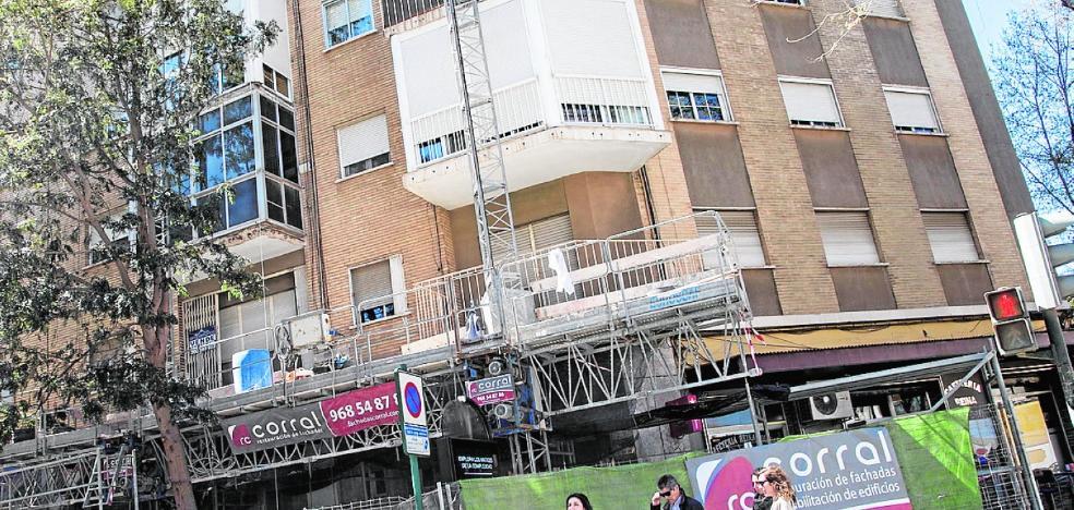 Paso atrás municipal en la modernización urbanística